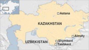 Shymkent -Tachkent