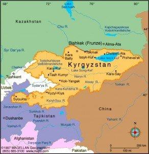 carte Tadjikistan 01