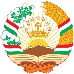 Emblème du Tadjikistan