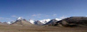 route des pamirs de Khorog à Murghab