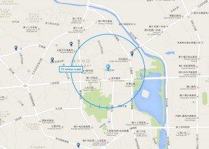 carte Kashgar centre 03