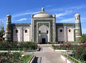 Kashgar 04 Mausolée d'Abakh Khodja