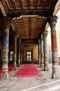 Kashgar 04 quater Mausolée d'Abakh Khodja idgah