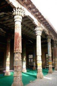 Kashgar 04 quinquies Mausolée d'Abakh Khodja idgah