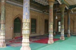 Kashgar 04 ter Mausolée d'Abakh Khodja idgah
