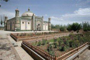 Kashgar 10 Mausolée d'Abakh Khodja