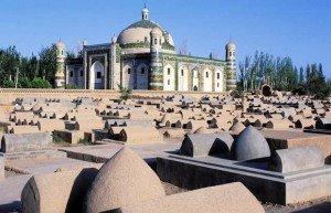 Kashgar 11 Mausolée d'Abakh Khodja