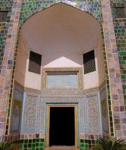 Kashgar 12 Mausolée d'Abakh Khodja