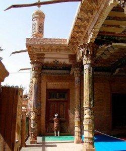 Kashgar 13 Mausolée d'Abakh Khodja