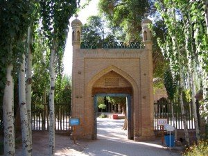 Kashgar 15 Mausolée d'Abakh Khodja