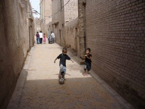 Kashgar la vieille ville 08