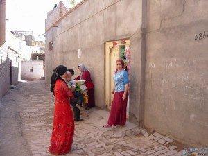 Kashgar la vieille ville 09