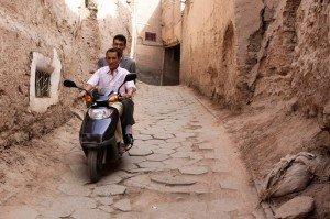 Kashgar ruelle de la vielle ville 02