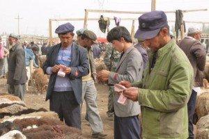 marché aux animaux de Kashgar 09  du dimanche de Kashgar