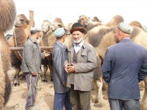 marché aux animaux de Kashgar 12  du dimanche de Kashgar
