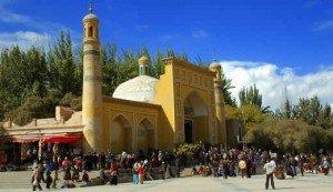 Mosquée Id Kah de Kashgar 02