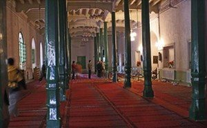 Mosquée Id Kah de Kashgar 05 intérieur