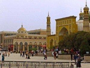 Mosquée Id Kah de Kashgar 10