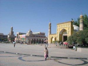 Mosquée Id Kah de Kashgar 11