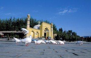 Mosquée Id Kah de Kashgar 12