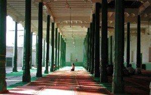 Mosquée Id Kah de Kashgar intérieur 07
