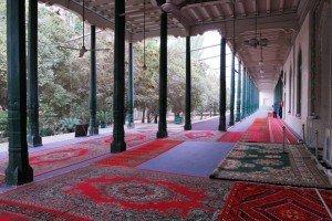 Mosquée Id Kah de Kashgar intérieur 07 bis Idgah de la mosquée