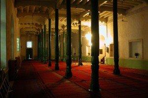 Mosquée Id Kah de Kashgar intérieur 11