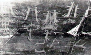 Pétroglyphes du Pâmir 01
