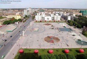 place du peuple de Kashgar 06