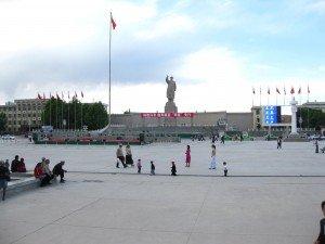 place du peuple de Kashgar 07