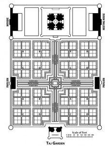 Taj Mahal 05 quater plan