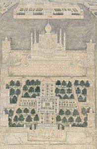 Taj Mahal 05 quinquies plan