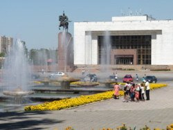 Bishkek place Ala-Too 02