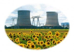 centrale nucléaire de Nogent sur seine -Aube - 05 vue EDF