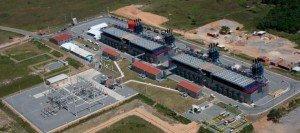 centrale thermique au gaz