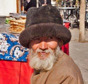 chapeau Kazakh