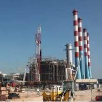 image d'une centrale à gaz