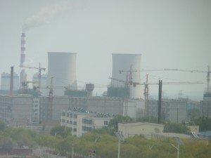 vers Urumqmi 01  centrale atomique