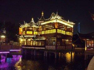 Shanghai 07 viieille ville