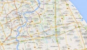 Shanghai carte 03 bis