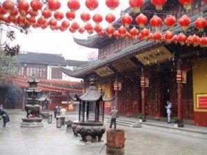Shanghai le temple du bouddha de Jade 02