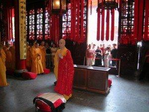 Shanghai le temple du bouddha de Jade 06