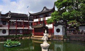 Shanghai le temple du bouddha de Jade 08
