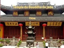 Shanghai le temple du bouddha de Jade