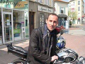 Franck BRINSOLARO policier tué en protégeant Charb