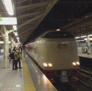 Laurent  02 vidéo Tokyo Station Shinkansen dimanche 4 janvier 2015  à 14 h  Izumo