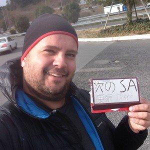 Laurent en stop le 11 janvier 2015