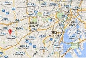 Maneki Neko à GOTOKUJI 04 carte