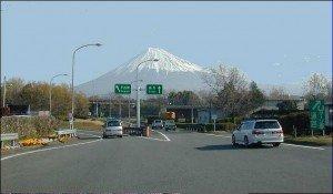 Mont Fuji par la route 02