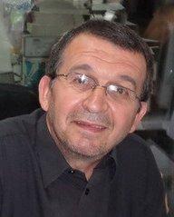 Mustapha OURRAD correcteur à Charlie Hebdo bis